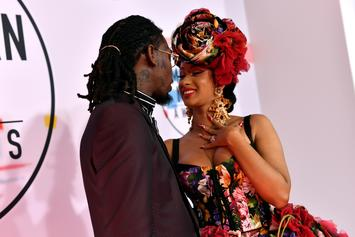 Offset & Cardi B Are Enjoying A Romance Filled Vacation In Cabo