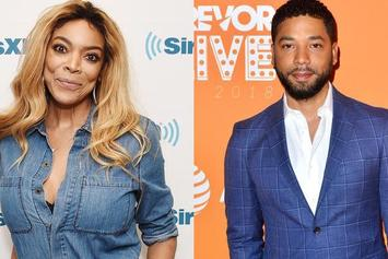 """Wendy Williams Says Jussie Smollett Is Guilty: """"I Want Justice To Be Served"""""""