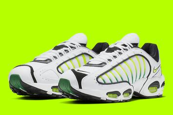 "Nike Air Max Tailwind IV Coming In ""Volt"" Colorway"