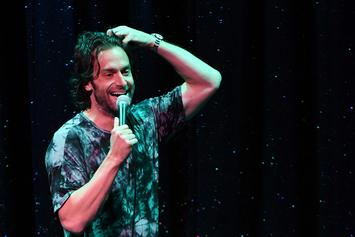 Chris D'Elia Goes Off On Stormy Daniels For Starting A Comedy Career