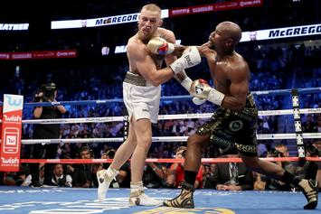 "Conor McGregor Revisits Floyd Mayweather Fight: ""Rematch Will Be Interesting"""