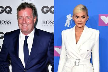 "Piers Morgan Trashes Kylie Jenner: ""She's Not Even That Good Looking"""