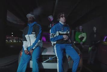 "Jack Harlow & 2forwOyNE Drop Carefree Visual For ""SYLVIA"""