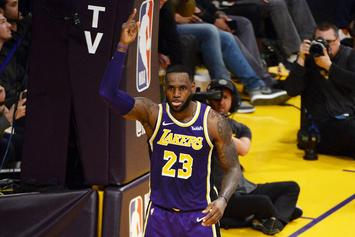 LeBron James Passes Michael Jordan On All-Time Scorers List