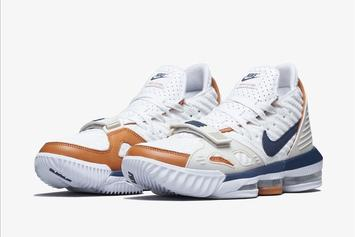 "Nike LeBron 16 ""Medicine Ball"" To Debut This Month: Release Info"