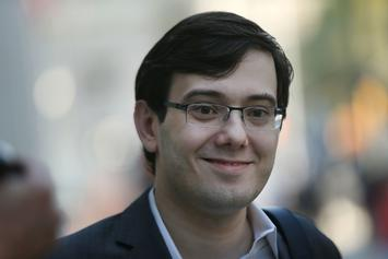 Martin Shkreli's Prison Nickname Makes A Lot Of Sense