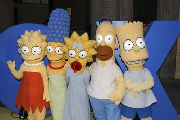 """""""The Simpsons"""" Pull Michael Jackson's Episode Out Of Rotation"""