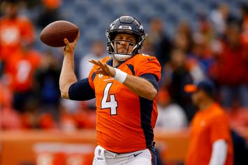 Case Keenum Traded To The Washington Redskins: Report