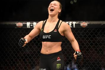 "Ronda Rousey Delivers Low Blow To WWE Universe: ""It's Made Up. It's Not Real"""