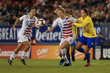 U.S. Women's Soccer Team Suing USSF Over Gender Discrimination