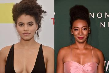 "Jordan Peele's ""Twilight Zone"" Adds Betty Gabriel & Zazie Beetz"