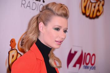Iggy Azalea Stuns In Form-Fitting, Summer-Ready Outfit