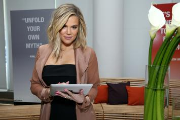 """Khloe Kardashian Pens Note To Unknown Individual: """"Choose Your Words Wisely"""""""