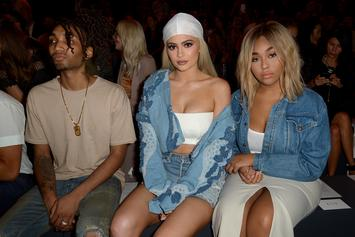 Kylie Jenner & Jordyn Woods Spotted Having Brunch Two Weeks After Cheating Scandal