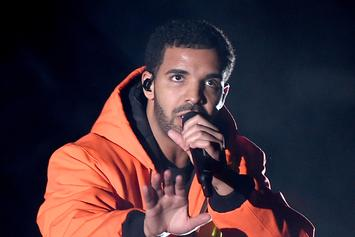 """Drake Surprises """"His Woes"""" In The UK By Crashing Fredo's Manchester Concert"""
