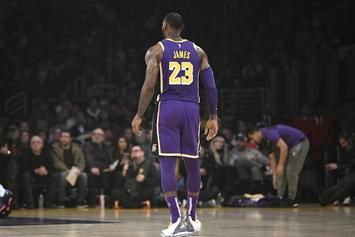 ESPN's Jeff Van Gundy Suggests Trading LeBron James Is Lakers' Best Option