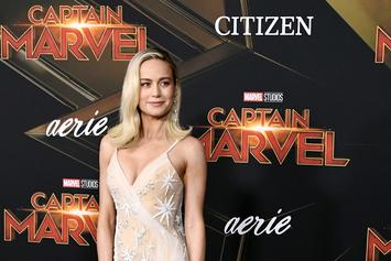 """""""Captain Marvel"""" Scores Impressive Opening Weekend At Box Office"""