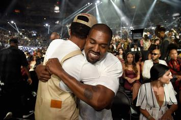 Kanye West & Kim Almost Shunned For Being Late To Chance The Rapper's Wedding