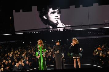 Jennifer Hudson, Alicia Keys, Janelle Monae Perform Aretha Franklin Tribute