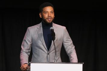 Jussie Smollett Confidently Walks Into Court For Hearing
