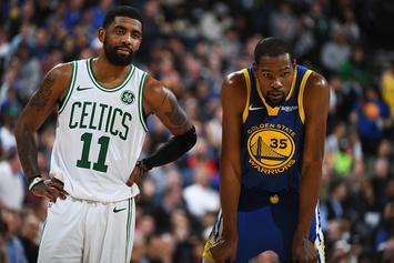 """Charles Barkley: Durant & Irving Aren't """"Tough Enough"""" To Play In NY"""