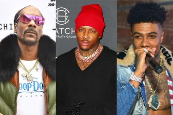 """Snoop Dogg, YG, & Blueface Tapped For """"Once Upon A Time In The LBC Festival"""""""