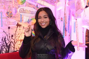 """Beauty Brand Apologizes To Jordyn Woods Following """"Bad Hair"""" Racism Accusations"""
