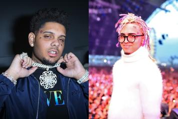 "Smokepurpp Calls ""Psych!"" On Short-Lived Lil Pump Beef"