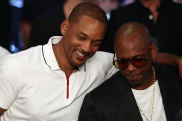 Dave Chappelle Gives Will Smith Pointers For His Stand-Up Debut