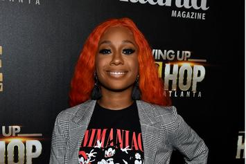 "Tiffany Evans Delivers Flawless Cover Of ""7 Rings"" With Her Daughter"