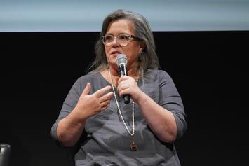"Rosie O'Donnell Reveals Her Father Molested Her At A ""Very Young"" Age"