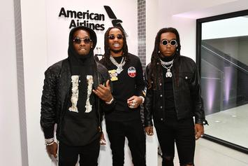 Migos Set To Perform At Nickelodeon's 2019 Kids Choice Awards
