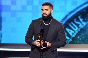 Drake Debuts His New Tattoo Of His Son Adonis