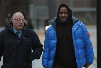 R. Kelly's Girlfriend Claimed He Sexually Assaulted Her When They First Met: Report
