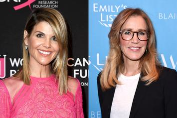 Lori Loughlin & Felicity Huffman Sued For $500B By Over College Bribery Scandal