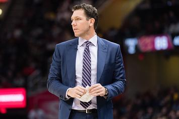Phoenix Suns Eyeing Luke Walton As Next Head Coach: Report
