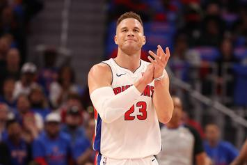 "Blake Griffin Went After Timberwolves Fan For Calling Him ""Boy"""
