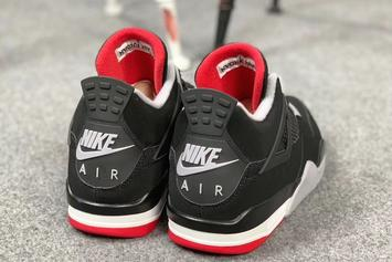 "Air Jordan 4 ""Bred"" New Release Date Revealed"