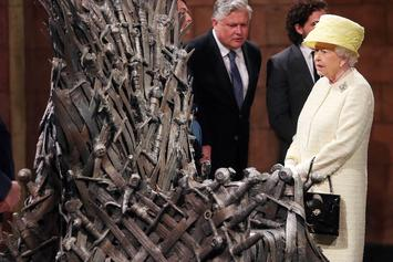 """Game Of Thrones"" Fans Quest For Six Iron Thrones Hidden Worldwide"