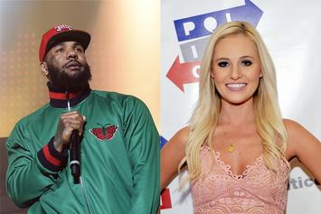"The Game Rips Tomi Lahren: ""Racist Sl*t Who Sucked & Swallowed Her Way Into Job"""