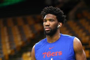 "Joel Embiid Labels Himself ""The Most Unstoppable Player In The League"""