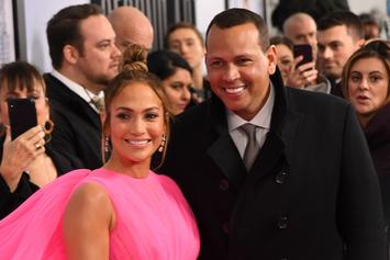 Jennifer Lopez & A-Rod Receive Handwritten Note From Obama For Engagement
