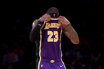 Los Angeles Lakers Officially Miss Playoffs For 6th Season In A Row