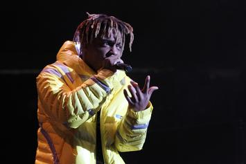 "Juice WRLD's ""Death Race For Love"" Dominates Charts For Second Week"