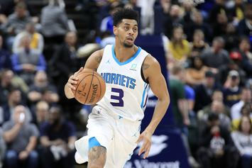 "Jeremy Lamb On Hitting Half-Court Three To Topple Raptors: ""It Was Unreal"""