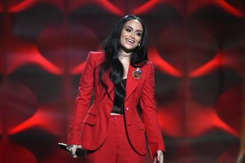 Kehlani Announces She Gave Birth At Home Over The Weekend