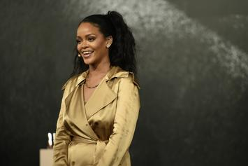 Rihanna Entertains Idea Of Engagement & Baby With Billionaire Boyfriend