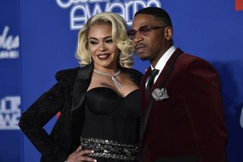 "Stevie J. Blasted For Being A Deadbeat Dad: ""Faith Evans Pays Her Child Support"""