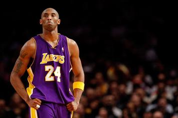 "Kobe Bryant Contemplates Eating Cow Tongue On ""Spill Your Guts"": Video"
