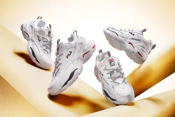 FILA Cashes In On Dad Shoe Trend With New Ray Tracer Colorway